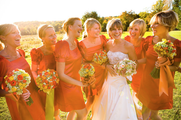 Fall Wedding Colors For A Perfect Wedding