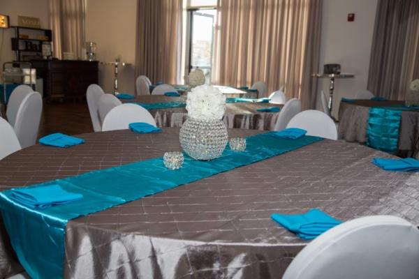 planning a wedding decor