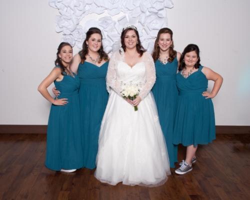 planning a wedding, Bridesmaids