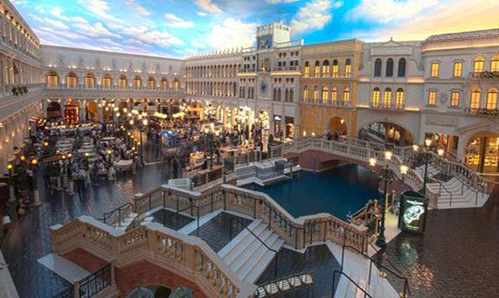 Venetian Las Vegas Wedding Photos Bridge Of Love At Weddings Planner