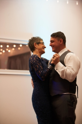 planning a wedding, mother son dance